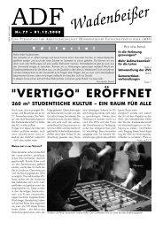 Wadenbeißer Nr. 77 vom 01.12.2008 [PDF] - ADF ...