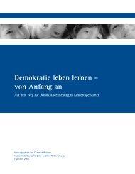 Demokratie leben lernen - Prof. Dr. Christian Büttner