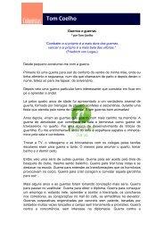 Tom Coelho - Reflexoes.diarias.nom.br