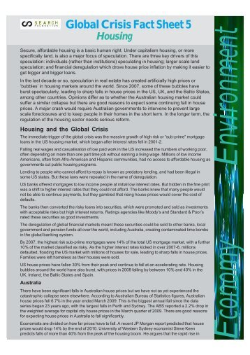 Download pdf Fact Sheet 5 - ASU NSW