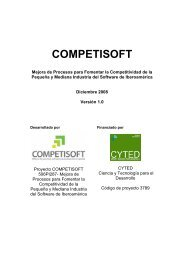 COMPETISOFT - Grupo Alarcos