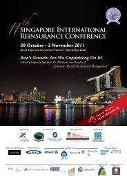 sponsors - Singapore College of Insurance