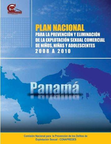 Plan Nacional para la prevención y eliminación de la explotación ...
