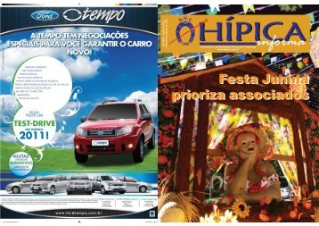 Festa Junina prioriza associados Festa Junina prioriza associados