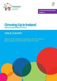 Growing Up in Ireland - ESRI