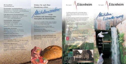 Mühlen-Wanderweg - Gerhard und Martina Haase