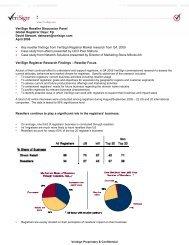 VeriSign Reseller Discussion Panel Global Registrar Days: Fiji ...