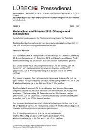 VHS: Vortrag über Zentralpolen: Posen, Warschau ... - Travemünde