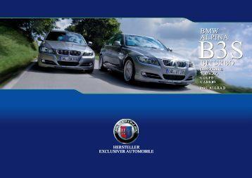 BITURBO BMW ALPINA