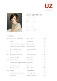 Muriel Baumeister - ARTIST NETWORK