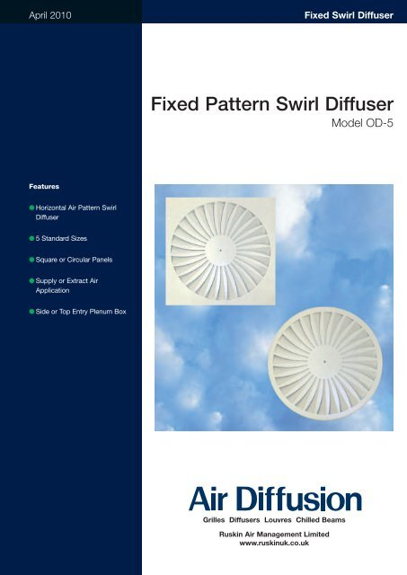 Acrobat (PDF) - Air Diffusion