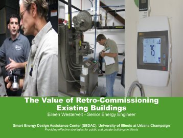 The Charge for Energy Efficiency and Sustainability - The Smart ...