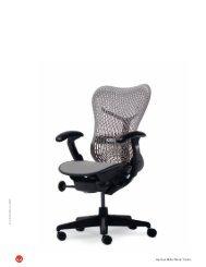Mirra Chairs brochure - UltimateBackStore.com