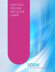 VDGH-Imagebroschuere-2012 | pdf | 3 MB