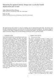 Measuring the apparent density change near a ... - Geo-Engineering