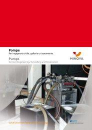 Pompe Pumps - Minova-ct