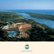 ALGARVE • PORTUGAL - Ria Park Hotels