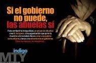 Para combatir la inseguridad, un grupo de abuelas ... - Reporte Indigo