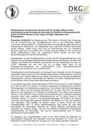 PDF-Download - Die Deutsche Krebsgesellschaft