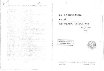 L.!V A - Universidad Católica Boliviana