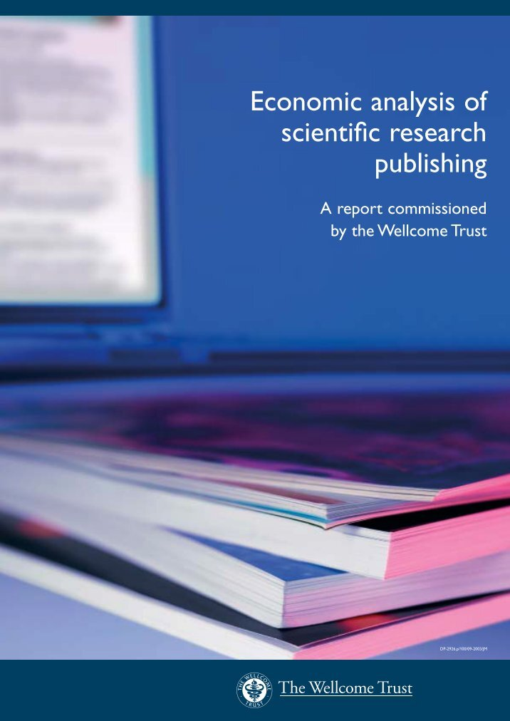 Publishing academic research papers