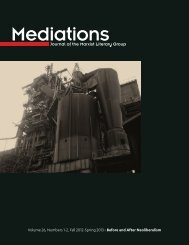 Volume 26, Numbers 1-2, Fall 2012-Spring 2013 ... - Mediations