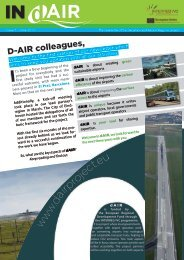 dAIR newsletter issue 1 - DAIR Project