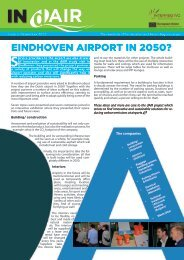 EINDHOVEN AIRPORT IN 2050? - DAIR Project