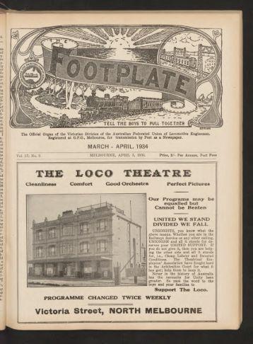The Footplate: vol. 17, no. 3 (March-April, 1934)
