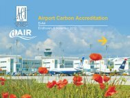 Airport Carbon Accreditation - DAIR Project