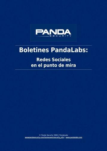Boletines Pandalabs: