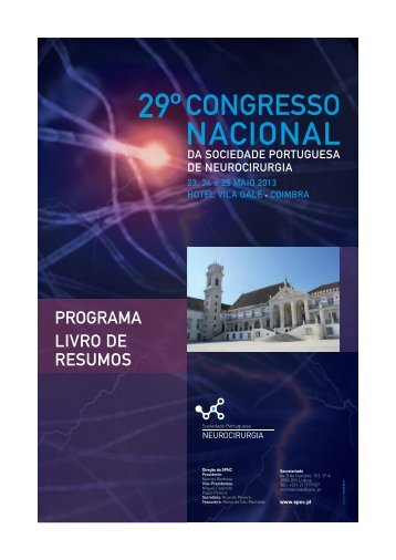 1661-SPNC-Livro de Resumos - Sociedade Portuguesa de ...