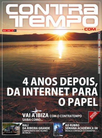 Revista ContraTempo.com - Numero 1