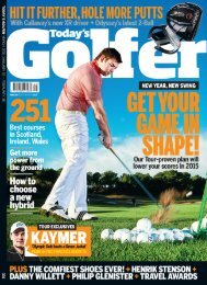 Today's Golfer issue 331 preview