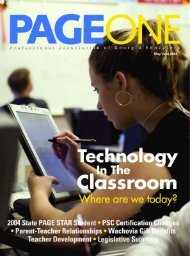 Technology in the Classroom(May/June 2004) - Ciclt.net