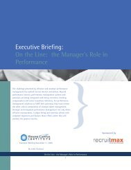 Manager's Role in Performance.pdf - Workinfo.com