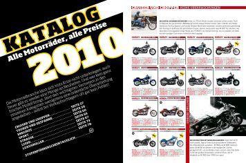Alle Motorräder, alle Preise - Styria Multi Media