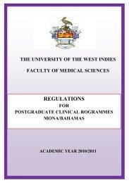 Regulations - Uwi.edu