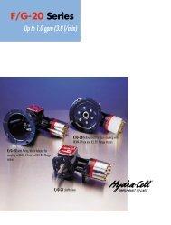 F/G-20 Series - BBC Pump and Equipment