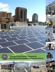 View Maricopa County Energy Savings Performance ... - FacilitiesNet