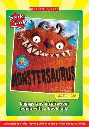 Monstersaurus - Scholastic