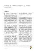 L'arrivée du véhicule électrique - Smart Grids - Page 3