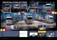 Die Evolution Actros - Blickpunkt LKW + BUS