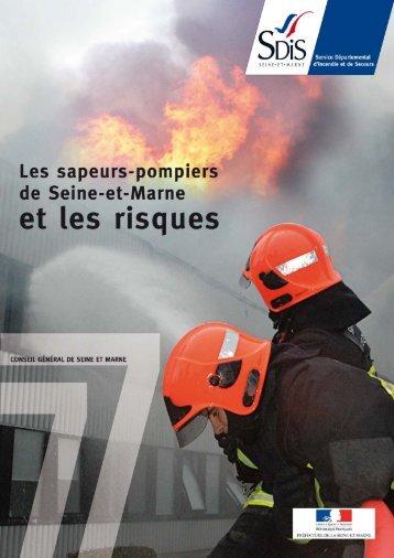 1e partie - Seine-et-Marne, les risques et ses acteurs (pdf ... - Sdis77