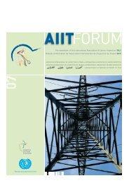 Forum 2007 - International Association of Labour Inspection