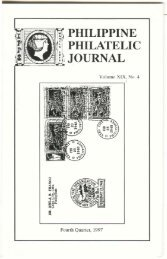 Fourth Quarter 1997 - International Philippine Philatelic Society