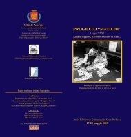 Pieghevole progetto Matilde:Layout 1 - Libr@rsi