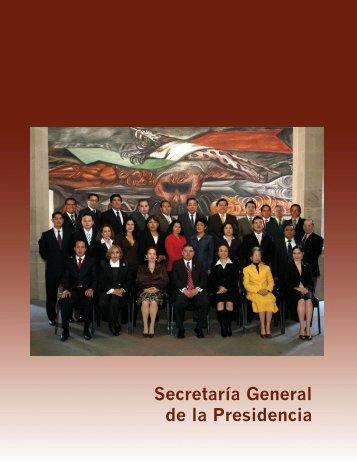 Secretaría General de la Presidencia - Suprema Corte de Justicia ...
