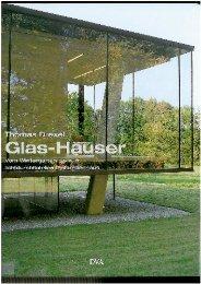Glashäuser 2004 - architektur-kuess.at :: Home