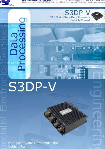S3DP-V - Instrumentation Devices